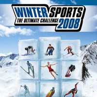 Playstation 2 - Winter Sports 2008