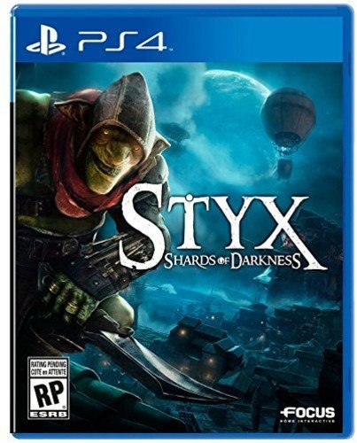 PS4 - Styx Shards of Darkness