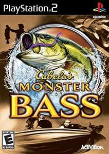 Playstation 2 - Cabela's Monster Bass