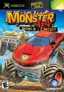 XBOX - Monster 4x4 World Circuit