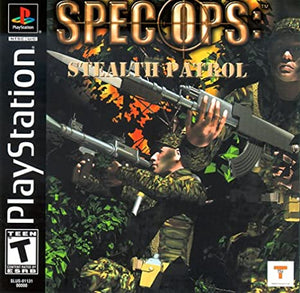 PLAYSTATION - Spec Ops Stealth Patrol
