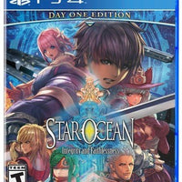 PS4 - Star Ocean Integrity and Faithlessness