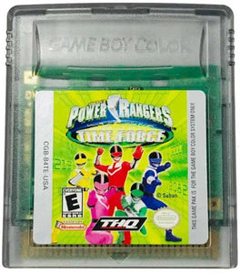 GBC - Power Rangers: Time Force
