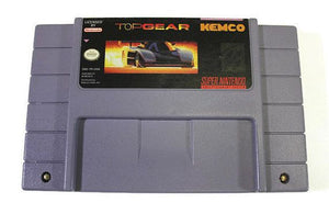 SNES - Top Gear