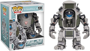 Funko POP! Atlas and Pilot #131