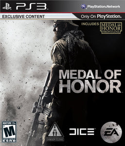 Playstation 3 - Medal of Honor