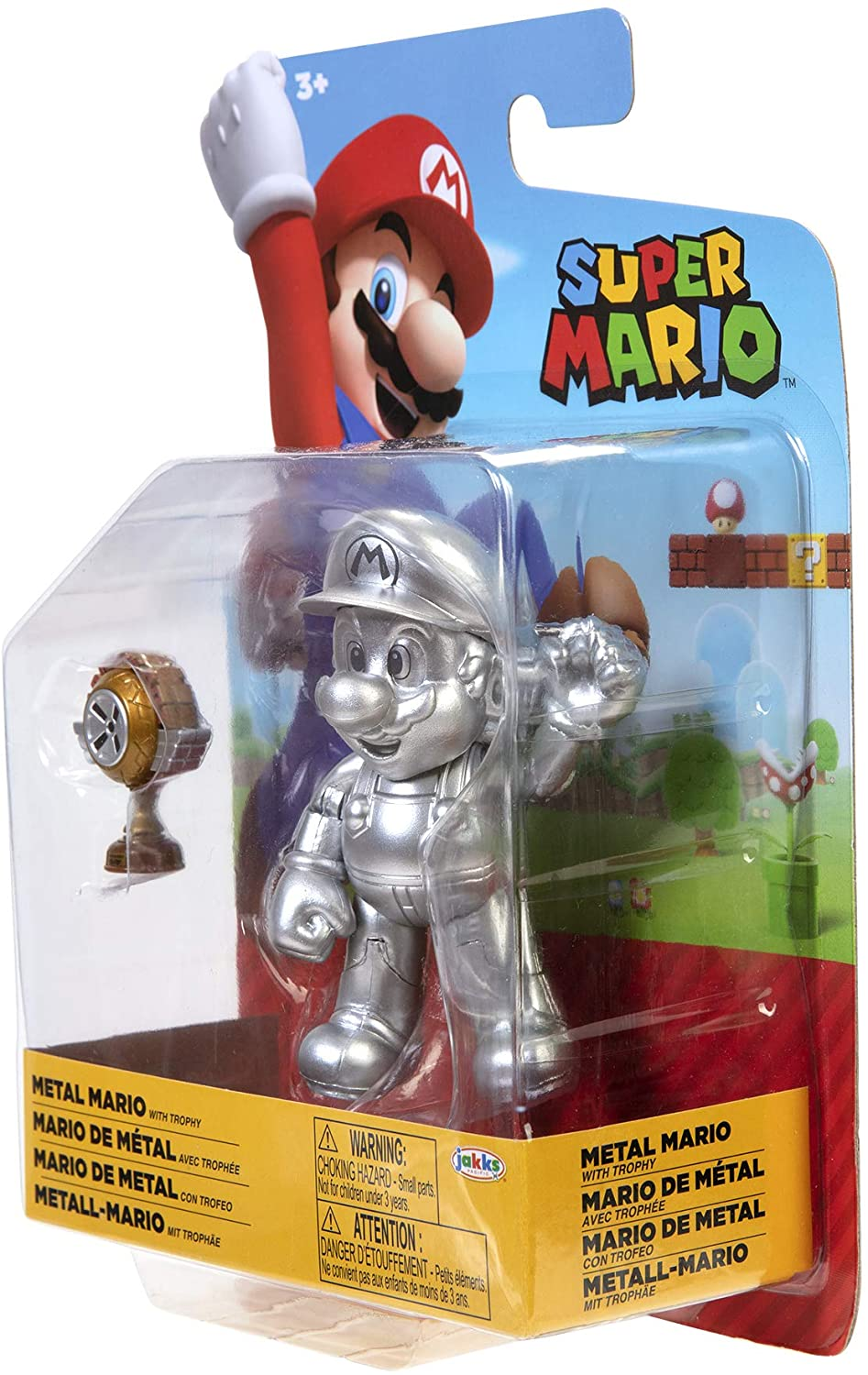 World of Nintendo Metal Mario