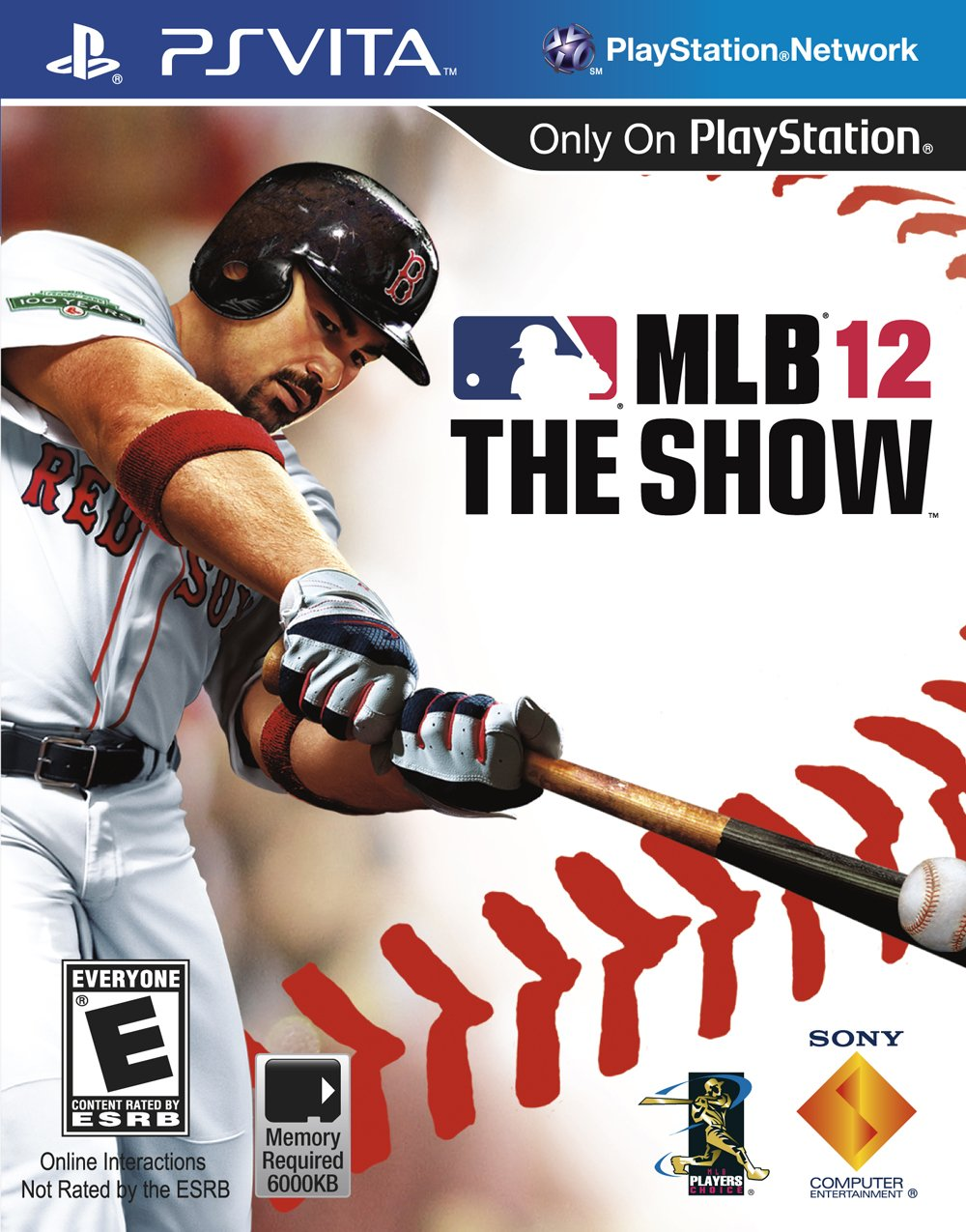 PS Vita - MLB 12 The Show