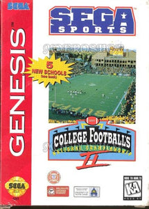 GENESIS - College Football's National Championship