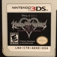 3DS - Kingdom Hearts 3D: Dream Drop Distance