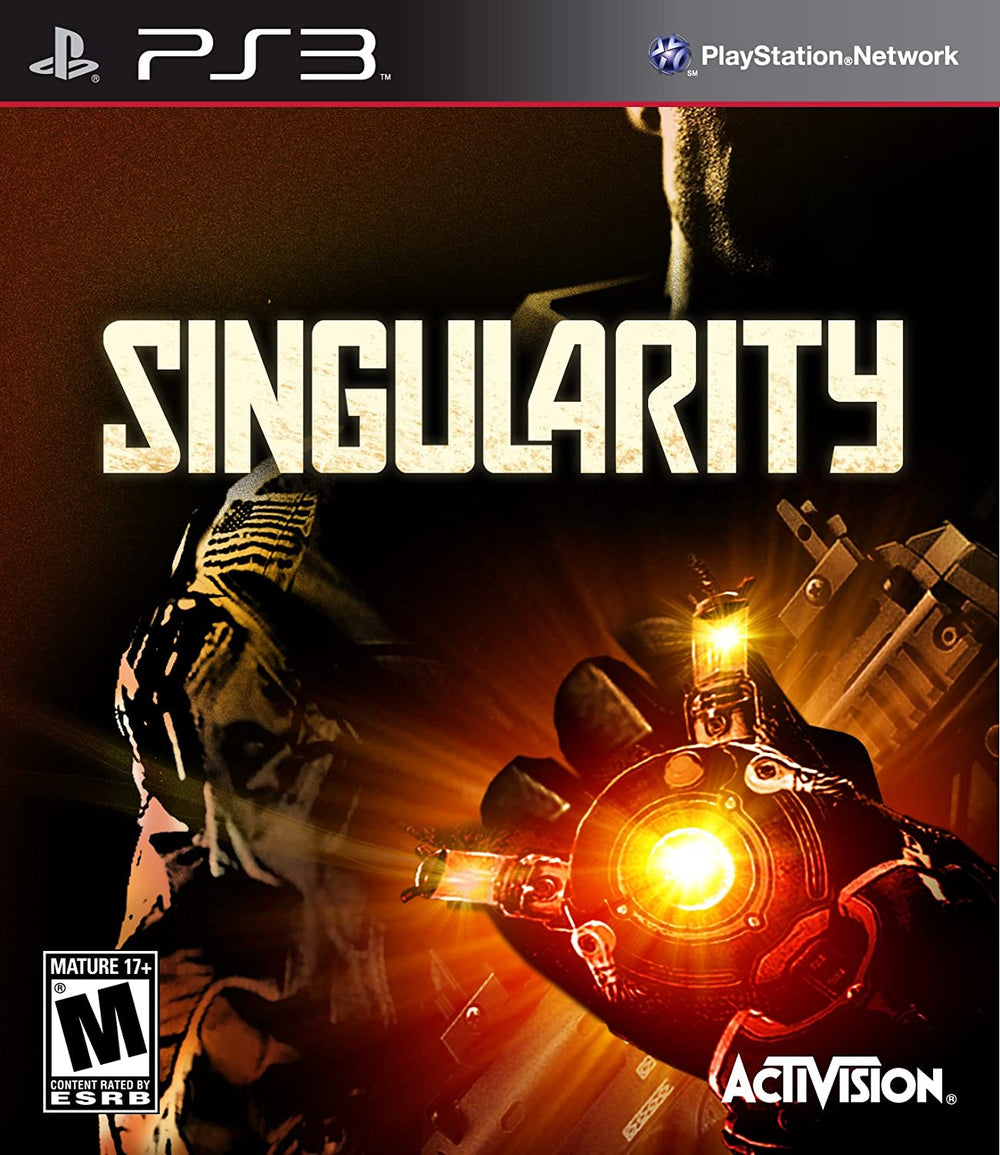 Playstation 3 - Singularity