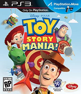 Playstation 3 - Toy Story Mania!