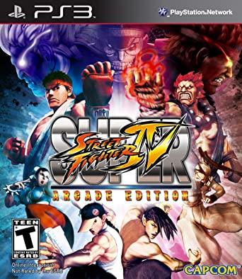Playstation 3 - Super Street Fighter IV Arcade Edition