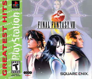 PLAYSTATION - Final Fantasy VIII