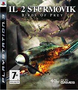 Playstation 3 - IL 2 Sturmovik Birds of Prey