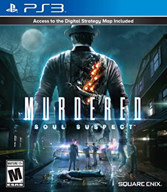 Playstation 3 - Murdered Soul Suspect