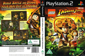 Playstation 2 - Lego Indiana Jones