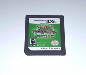 DS - Pokemon Mystery Dungeon: Explorers of Sky