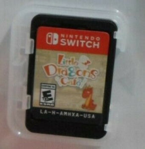 SWITCH - Little Dragons Cafe