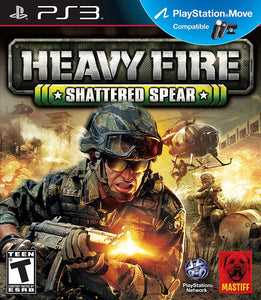 Playstation 3 - Heavy Fire Shattered Spear
