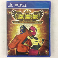 PS4 - Guacamelee! Super Turbo Championship Edition