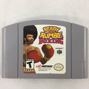 N64 - Ready 2 Rumble Boxing