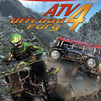 Playstation 2 - ATV Offroad Fury 4