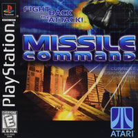 PLAYSTATION - Missile Command