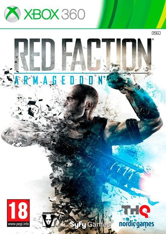 Xbox 360 - Red Faction Armageddon