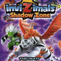 PSP - Invizimals Shadow Zone