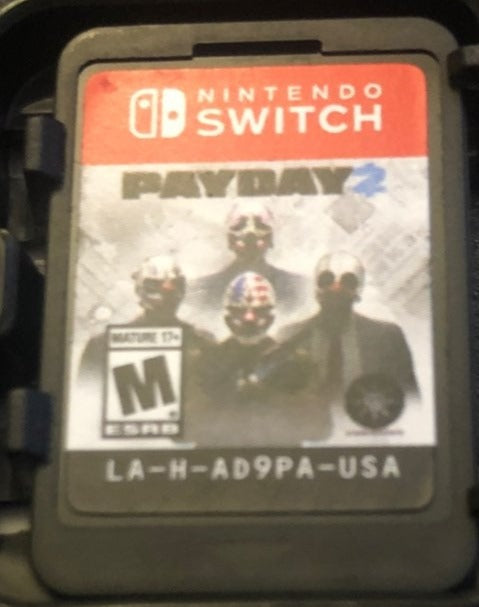 SWITCH - Payday 2