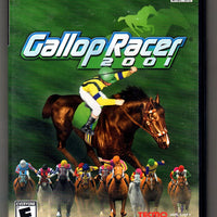 Playstation 2 - Gallop Racer 2001