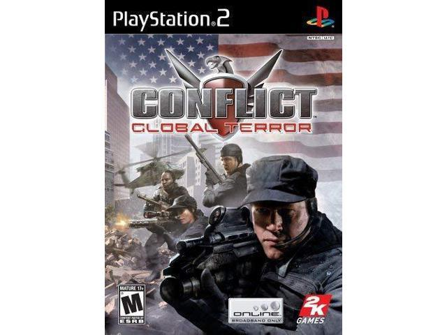 Playstation 2 - Conflict Global Terror