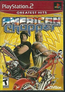 Playstation 2 - American Chopper