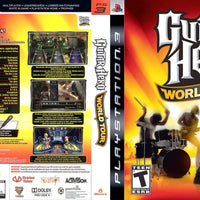 Playstation 3 - Guitar Hero World Tour
