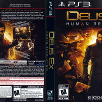 Playstation 3 - Deus Ex Human Revolution