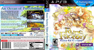Playstation 3 - Rune Factory Tides of Destiny