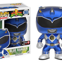 Funko POP! Blue Ranger (Metallic) #363