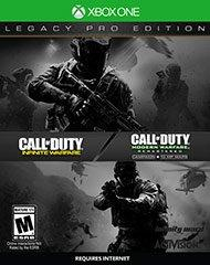 XB1 - Call of Duty Infinite Warfare Legacy Pro Edition