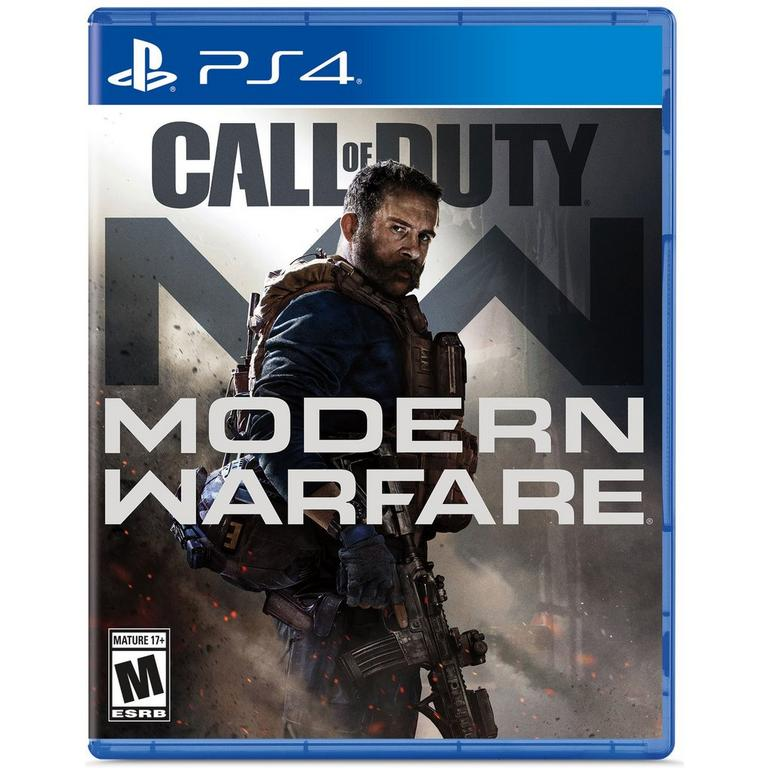 PS4 - Call Of Duty Modern Warfare