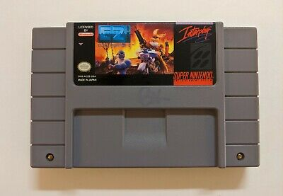SNES - Clayfighter 2: Judgment Clay