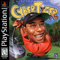 PLAYSTATION - Cyber Tiger