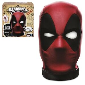 Marvel Legends Interactive Electronic Deadpool Head