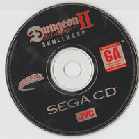 Sega CD - Dungeon 2: Skull Keep