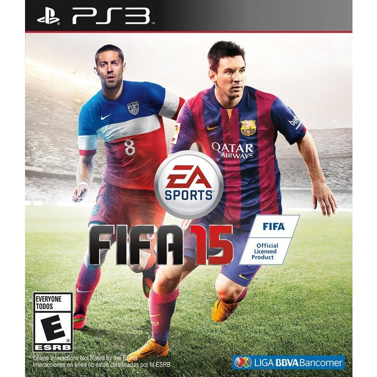 Playstation 3 - FIFA 15
