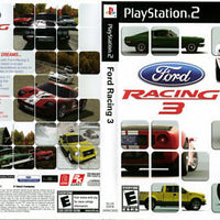 Playstation 2 - Ford Racing 3