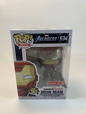 Funko POP! Iron Man #634