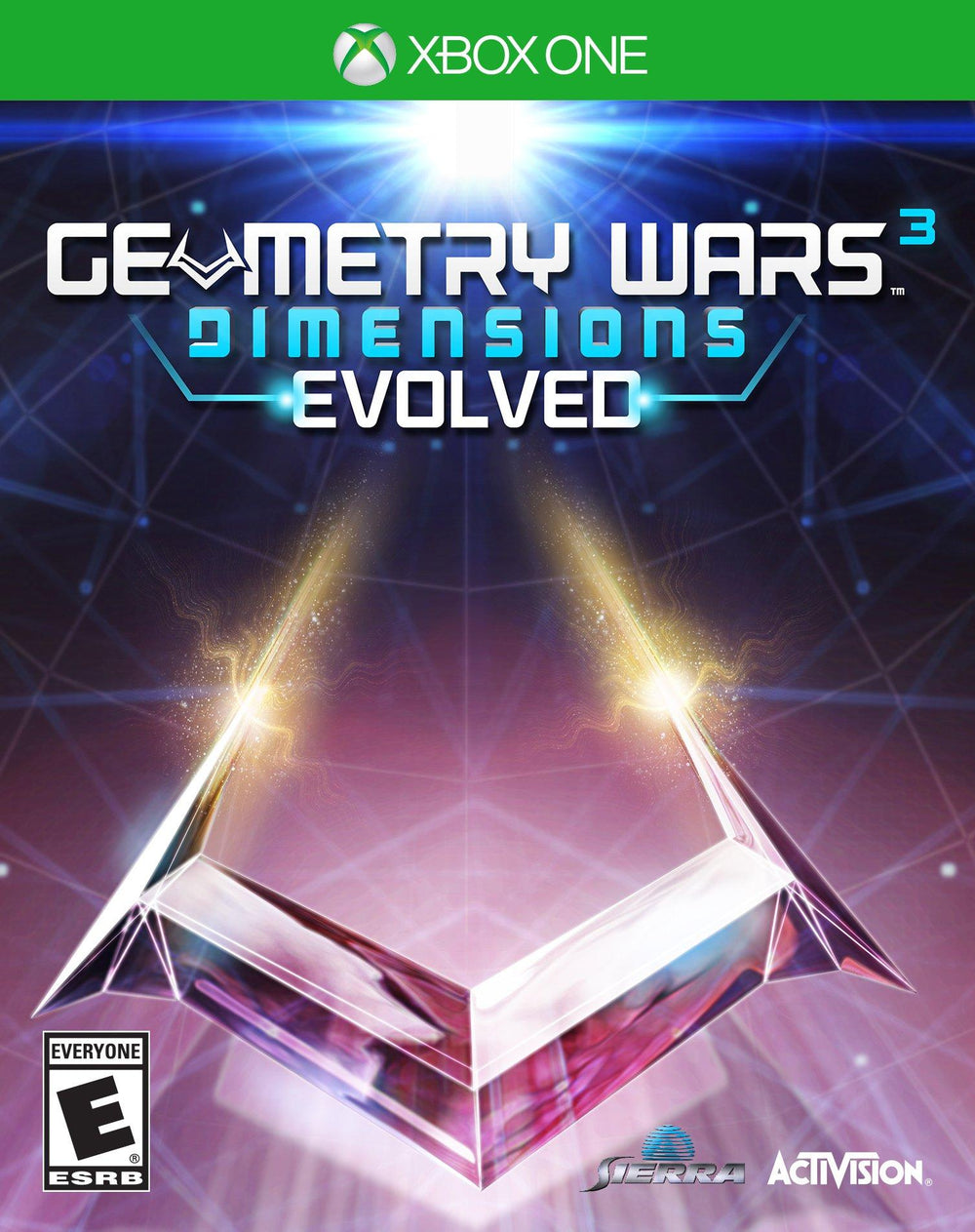 XB1 - Geometry Wars 3 Dimensions Evolved