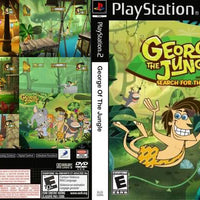 Playstation 2 - George of the Jungle Search for the Secret
