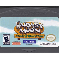 GBA - Harvest Moon: Friends of Mineral Town
